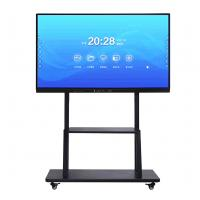 China Multi Touch Screen Interactive Display / Waterproof LCD Kiosk Displays on sale