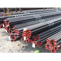 China API 5L ASTM A106 A53 Grade B Black Color Seamless Steel Pipe For Oil and Gas Line Seamless Steel Pipe on sale