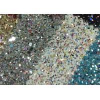 3D Chunky Glitter Cotton Fabric Decor KTV Textile Wallpaper Wall Cloth