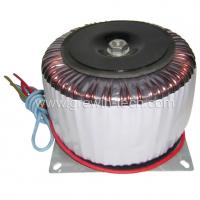 Buy cheap Toroidal Power Transformer for Amplifiers with ISO9001 Ce IEC Approval from wholesalers