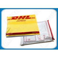 Buy cheap DHL Courier Envelopes Express Mail bags Waterproof Shipping Mailers from wholesalers