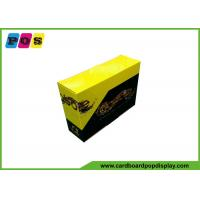 Buy cheap CMYK Full Color Printed Product Packaging Boxes With Micro Cutting CDU076 from wholesalers