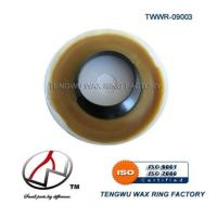 Buy cheap China toilet bowl wax ring with flange from wholesalers