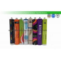 Buy cheap Shoulder Lacquered Aluminum Tube Containers , Body Cream Empty Aluminum Tubes from wholesalers