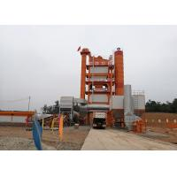 China 240t / h stationary asphalt mixing plant for Best price on sale