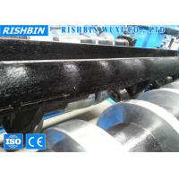 Buy cheap Composite Steel Floor Deck Roll Forming Machine with 8 - 10 m / min Roll Speed product