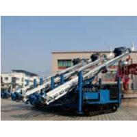Buy cheap Multi-function Drilling Rig of  Drilling Depth 250 meters Track Mounted with 150mm-300mm Drilling Diameter from wholesalers