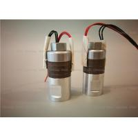 Buy cheap 700w Piezoelectric Transducer Ultrasound With 4pcs PZT4 Piezoelectric Ceramics from wholesalers