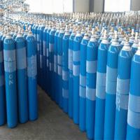 Buy cheap CAS 7440-37-1 Pure Argon Gas , Argon Compressed Gas For Bottle Blowing Machine from wholesalers