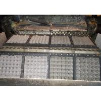 China Paper Pulp Egg Tray Mould  For Recycled Environmentally Friendly Packaging on sale