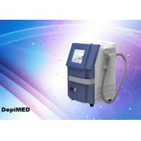 SHR Diode Laser Hair Removal Machine  808nm Pain Free with LCD Monitor