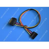 Buy cheap Internal 15 Pin Male To Female SATA Data Cable For Computer IDC Type from wholesalers