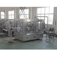 18-18-6 beverage making machine Stainless Steel CGF , mineral water filling machine