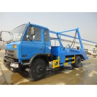 Buy cheap hot sale! Cummins 170hp 10cbm roll-on and roll-off garbage truck, factory sale arm roll garbage truck for sale from wholesalers