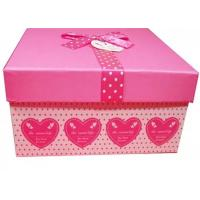 Buy cheap High End Paper Chocolate Box With Dividers / Candy Gift Box Glassy Finished from wholesalers