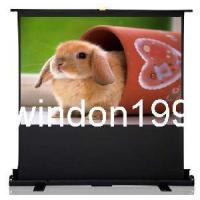 Buy cheap 100 4:3 Portable Projection Screen,Projector Screen,Pull-up Screen from wholesalers