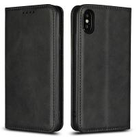 China iPhone XS Wallet Case, Premium PU Leather Flip Cover[Kickstand Feature] For iPhone 6,7,8,X,XS,XS MAX,XR on sale