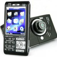 Buy cheap Zoom Camera 2 Sim Card Quad Band TV GSM Unlocked Cell Mobile Phones T800+ from wholesalers