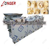Buy cheap Automatic 7 Roller Noodles Making Machine|Stainless Steel Noodles Maker for Sale from wholesalers