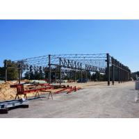 Buy cheap Truss Roof  Steel Structure Warehouse Construction Metal Truss Fabrication from wholesalers