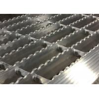 Buy cheap Industrial Aluminum Floor Grating  Surface Treatment For Roof from wholesalers