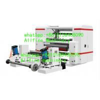Buy cheap Drinking paper straw slitting machine narrow slip paper roll center drum surface rewinding winding machiniery from wholesalers