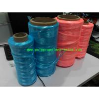 Buy cheap 3000D - 5000D Denier Packing Poly Twine Rope  Untwist Fibrillated Type from wholesalers