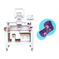 hat embroidering machine