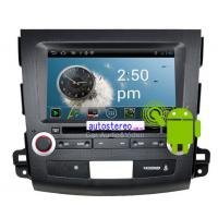Buy cheap Mitsubishi Japanese Car Stereo 8'' Android 4.0 Car Stereo GPS With 3G WIFI from wholesalers