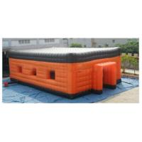 Buy cheap giant outdoor inflatable tent house from wholesalers