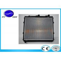 China High Efficiency Aluminium Radiators , Auto Aluminum Radiator PA 400*518*26/32Mm on sale