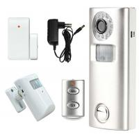 Buy cheap Indoor Security Audio Monitor Motion Alarm System with Camera from wholesalers