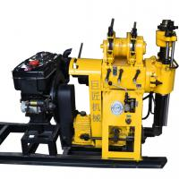 Buy cheap recommend HZ-200Y hydraulic water well drill rig equipment digging hole drill machine spare parts for price from wholesalers