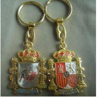 Buy cheap fine designer travel gifts souvenir keychains wholesale from wholesalers