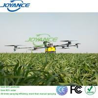 Buy cheap Agricultural drone sprayer quadcopter crop sprayer agricultural pesticide spraying uav from wholesalers
