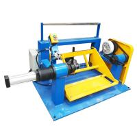 Buy cheap 380V Auto Coil Winding Machine TC Series 4KW Power Automatic Cable Coiler cable manufacturing equipment from wholesalers