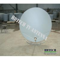 Buy cheap 75CM/30-INCH OFFSET KU BAND SATELLITE DISH ANTENNA FOR FREE TO AIR Circle Stand from wholesalers