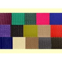 Buy cheap factory supply fabric knitted jacquard nylon webbing strap from wholesalers