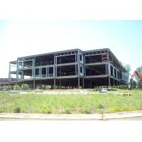Buy cheap Professional Design Steel Frame Office Building , Light Steel House Construction from wholesalers