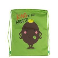 Buy cheap 210D Polyester Kids String Bags Personalised Drawstring Bags For Children from wholesalers