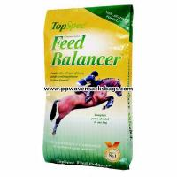 Buy cheap Bopp Laminated Woven Polypropylene Horse Feed Packaging Bags 20Cm - 80 CM Width from wholesalers