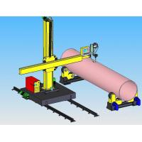 Buy cheap Electric Column And Boom Welding Manipulators WM6060 For Industrial from wholesalers