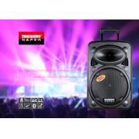 Buy cheap DJ Speaker Boxes Cabinets Wireless , 10 Inch Speaker Box Enclosure from wholesalers