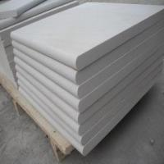 Buy cheap WHITE SANDSTONE BULLNOSE from wholesalers