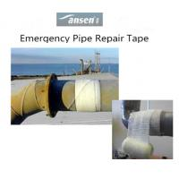China Industrial and Household Plumbing Fiberglass coated with Polyurethane Pipe Repair Tape on sale