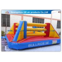 Buy cheap Exciting Sports Game Inflatable Bounce House Boxing For Kids Playing product