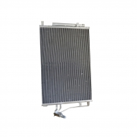 Buy cheap Stainless Steel R404 Air Conditioner Condenser Evaporator product