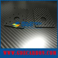 Buy cheap Carbon Fiber CNC Profile Cutting and Machining from wholesalers