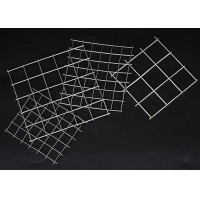 Buy cheap 1 Stainless Steel Wire Fence Panels , Welded Wire Bird Cage Panels Galvanized from wholesalers