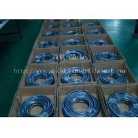 Buy cheap Fluorescence PVC Plastic Flexible Hose Blue / Green For Automobiles , Computers product